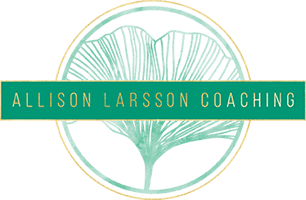 Allison Larsson Life Coaching Logo